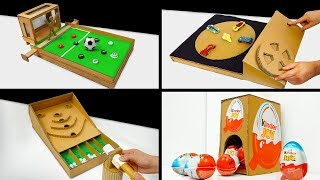 Amazing TOP 5 Creations You Can Do By Yourself Compilation from Cardboard