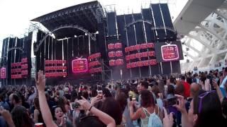Love the 90's Valencia 2017 - Intro + OBK - Tu sigue así