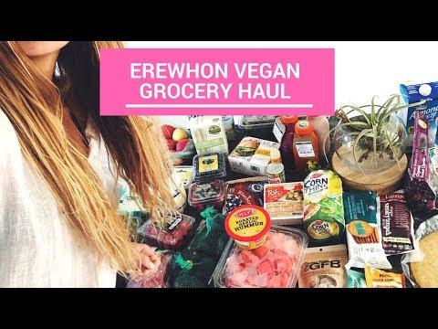 Erewhon Vegan Grocery Haul - LA