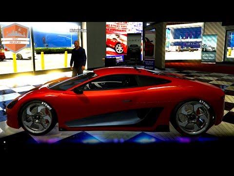 Nog niet uitgebrachte voertuigen testen! - Gunrunning DLC - Noway (GTA 5 MP + Mods)