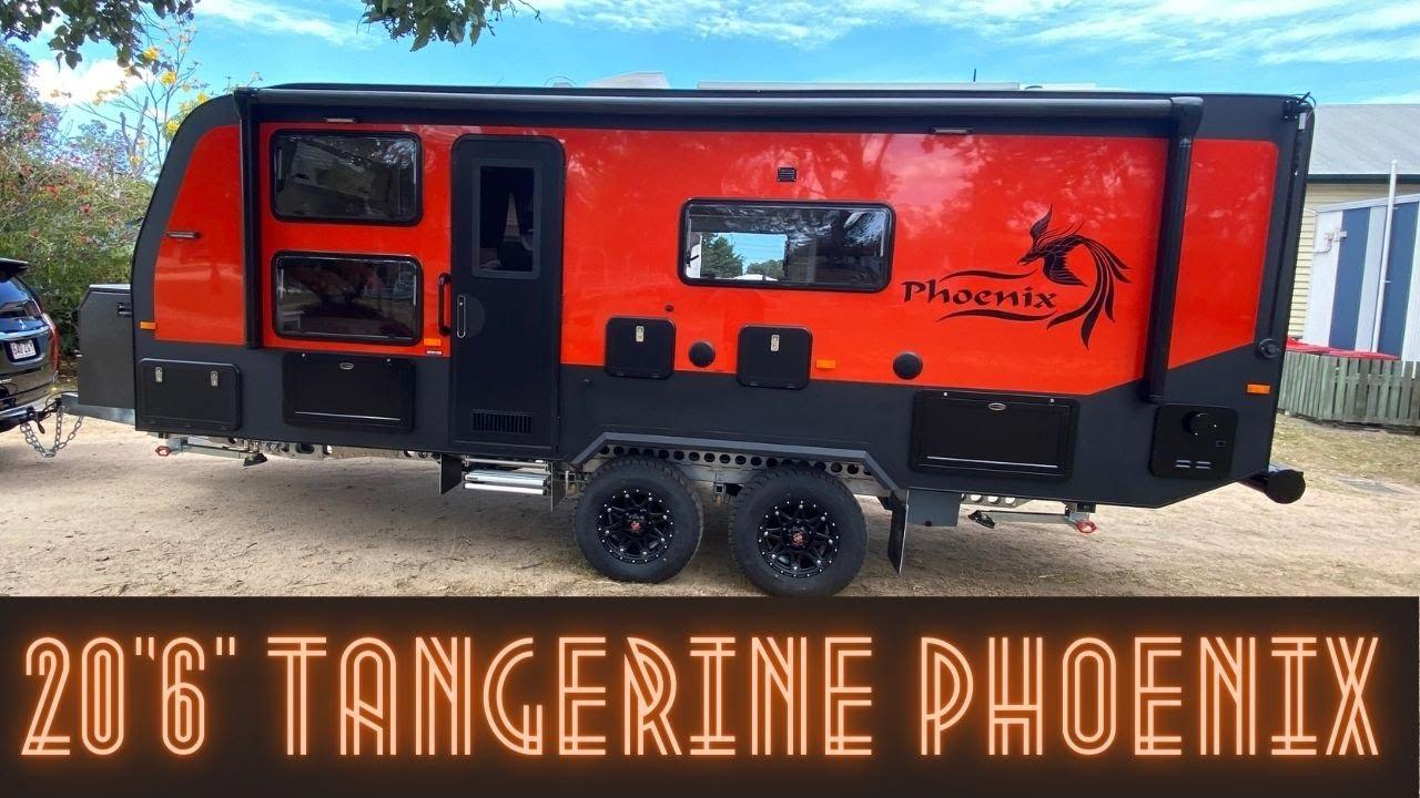 """Phoenix 20'6"""" Tangerine"""