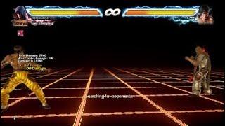 TEKKEN™7 Jin 10 hit combo 100 damage