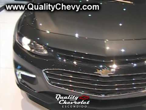 2017 Chevrolet Malibu 2017 San Diego International Auto 12-31-2016