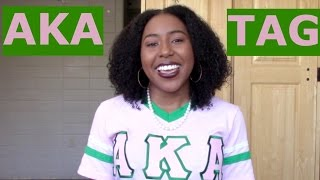 AKA TAG  Alpha Kappa Alpha Sorority Inc   ADVICE