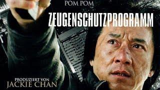 Zeugenschutzprogramm - POM POM (Comedy Filme deutsch komplett / Jackie Chan Filme auf deutsch)