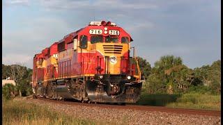 Summer on the Florida East Coast Railway