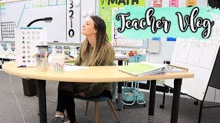 What Distance Teaching LOOKS Like! - Live Teacher Vlog