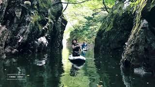 三淵渓谷SUP ツアー20/9/27