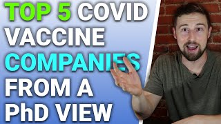 The Top 5 COVID Vaccine Companies (Our Picks & Research)