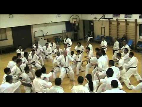 CSULB's Shotokan Karate Club Hosts Special Practice