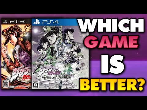 Eyes Of Heaven VS All Star Battle: Which Game is better? - JoJo's Bizarre Adventure Explained