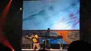 "DJ Shadow, ""Enuff"", TIM 2006"