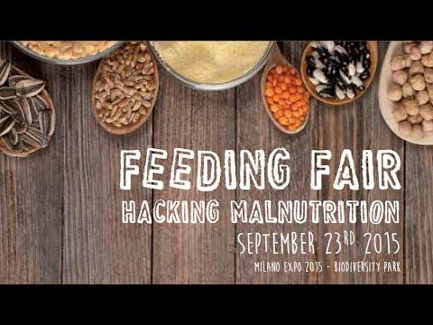 Hackathon « Feeding Fair, Hacking malnutrition » – Milan