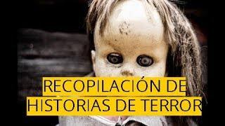 HISTORIAS DE TERROR MUY FUERTES! Cuentos de miedo - relatos de terror horror narrados voz real 2018
