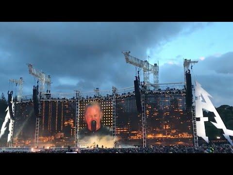 Metallica: Live in Slane Castle - Meath, Ireland - June 8, 2019 (Full Concert) [720P60FPS-Multicam]