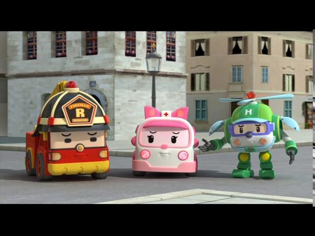 Robocar Poli: Ik wil geprezen worden (S01E08) (NEDERLANDS GESPROKEN)