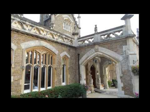 The Rocky Horror Picture Show Filming Location,Oakley Court