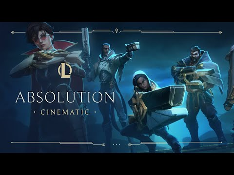 Absolution   Sentinels of Light 2021 Cinematic - League of Legends