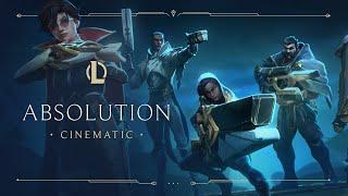 Absolution | Sentinels oḟ Light 2021 Cinematic - League of Legends