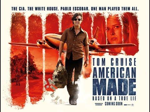 Cinema Reel: American Made