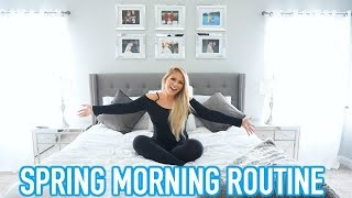 HEALTHY MORNING ROUTINE SPRING 2019