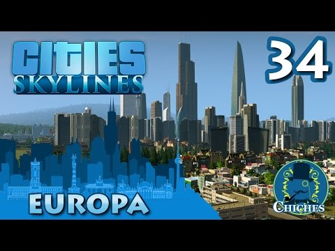 Cities Skylines - Europa - #34 en español
