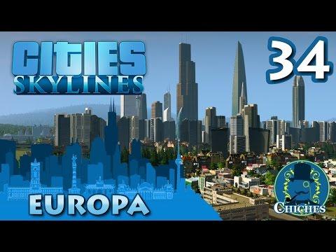 Cities Skylines - Europa - #34 en español