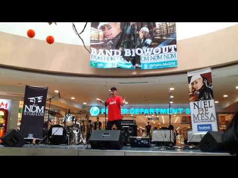 Fisher Mall Philippines had musical Jekyll & Hyde