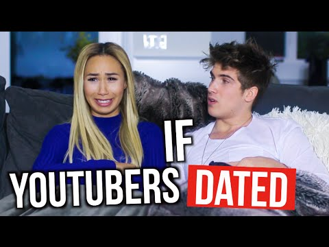 Thumbnail: If Your Favorite Youtubers DATED | Mylifeaseva
