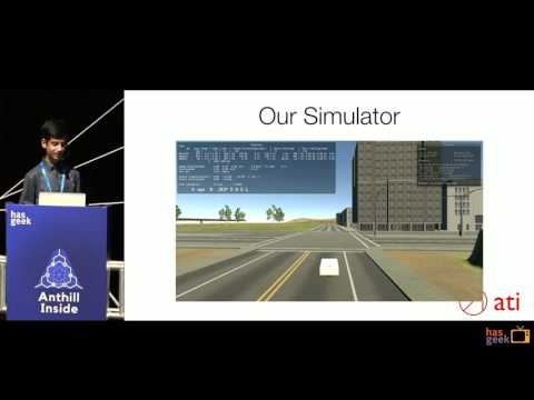 AI in self driving vehicles - a practitioner's perspective: Saad Nasser