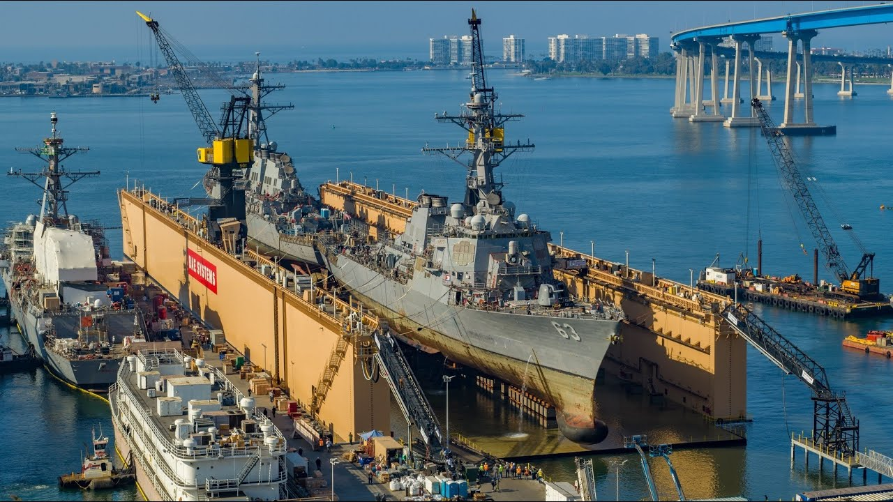 BAE Systems Ship Repair | BAE Systems | United States