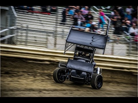 Kyle Mitchell Deming Speedway Championship Night