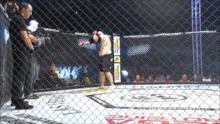 Prefectul ignorat de Ursul Carpatin la MMA Botosani