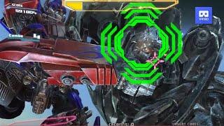 4K 3D 180VR Transformer Sega Arcade Rail Shooter Game 360VR