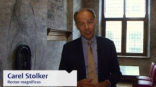 Message from Rector Magnificus Carel Stolker to students who obtained their master's diploma thumbnail