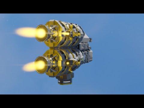 ПЕРВАЯ Ракета для