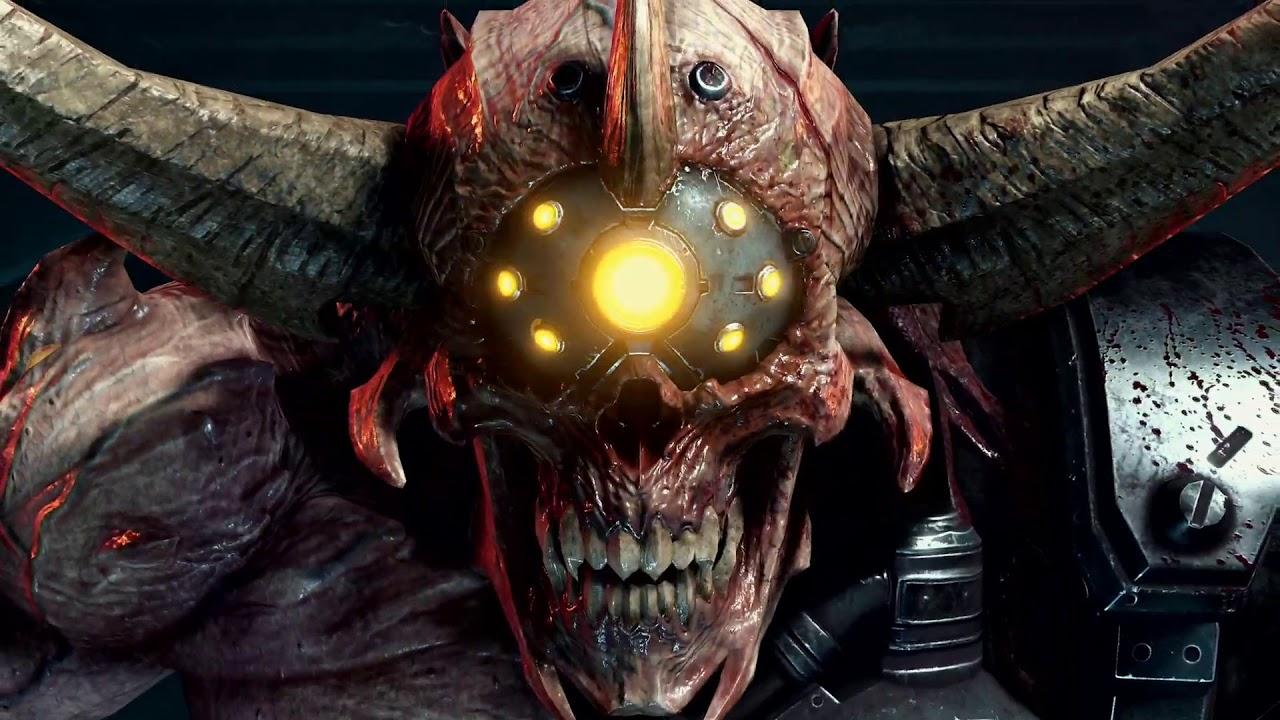 Doom Eternal New Demon @ QuakeCon 2019
