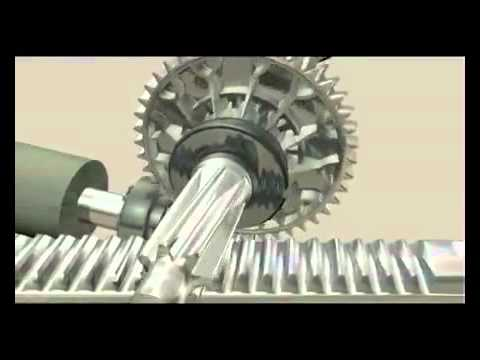 Электроусилитель рулевого
