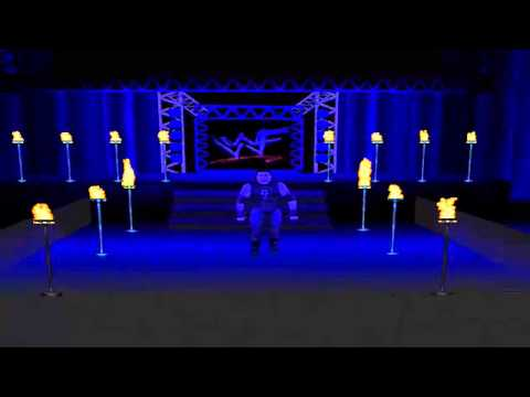 WWF Attitude: Undertaker (With Slow Ministry Theme Song)