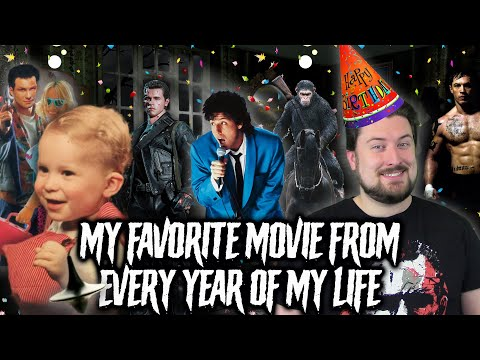 Download My Favorite Movie From Every Year of My Life