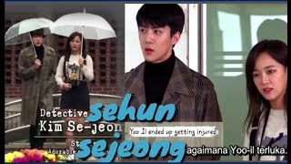 Download lagu SEHUN EXO 세훈 X SEJEONG 세정 MOMENTS 'BUSTED' [FMV] part 2