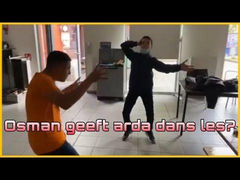 Osman geeft arda dans les🕺