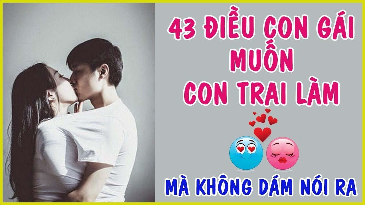43 Điều con gái muốn người yêu mình biết! Con trai đừng quên nhé! | Blog HCĐ ✔