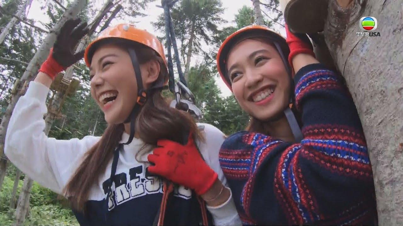 拍攝3日2夜「森林歷險」朱千雪叫救命差點... - YouTube