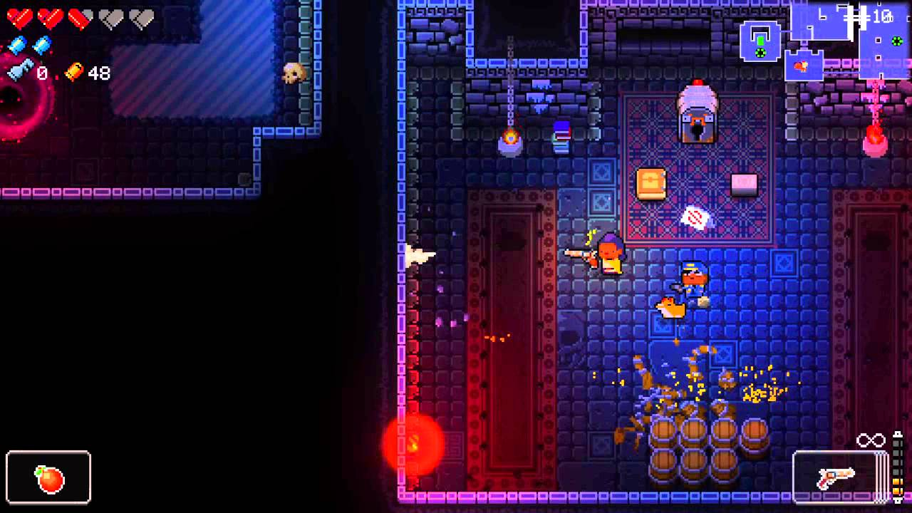 Enter The Gungeon Find Secret Rooms Easily Youtube
