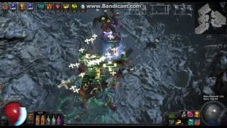 Path Of Exile 2.4 Dual Scourge Dominating Necromancer Build