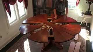Robert Jupe Inspired Expandable Table