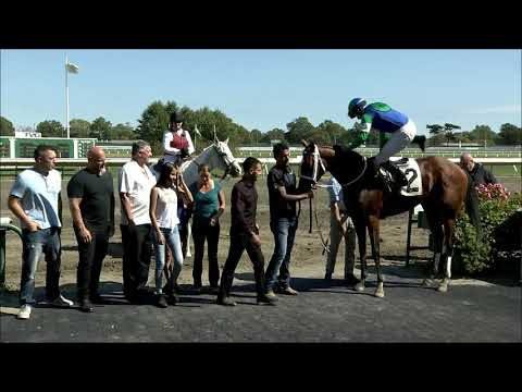 video thumbnail for MONMOUTH PARK 9-29-19 RACE 1