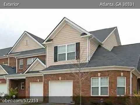 Patrick Malloy Communities: Princeton Lakes is a Fabulous Townhome Community, Only Steps Away From Camp Creek Marketplace in Atlanta