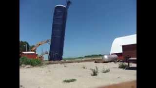 Taking silo down